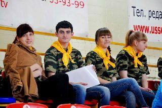 Фестиваль студенческих агитбригад состоялся в Уссурийске