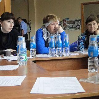 Активисты Уссурийска изучают тонкости хозяйствования