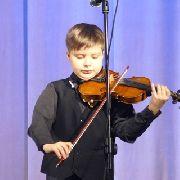 Уссурийский скрипач вернулся с международного конкурса (видео)