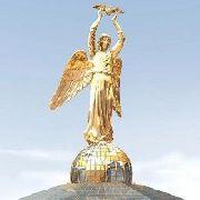 Где поставить уссурийского ангела добра и мира?