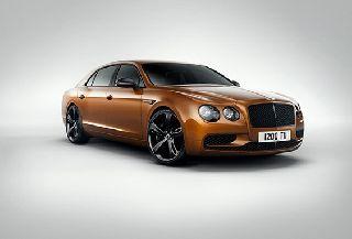 Bentley показала самый быстрый седан в своей истории