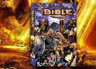 В продажу поступили комиксы по Библии