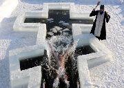 Где в Приморье на Крещение можно будет окунуться в иордань и набрать святой воды