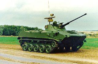 Бригада ВДВ в Уссурийске получит на вооружение новые БМД - 2