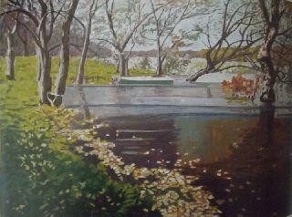 Выставка Владимира Серова