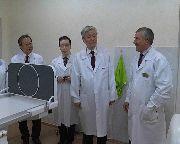 Жители  Уссурийска смогут получить консультацию корейских докторов