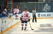 Павел Буре и Вячеслав Фетисов сыграют в матче НХЛ в Приморье