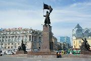"""Противники """"ЭРА-ГЛОНАСС"""" устроят митинг на центральной площади Владивостока"""