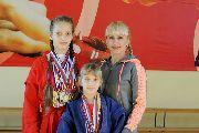 Гость портала: победительница первенства мира по самбо Екатерина Цыберт