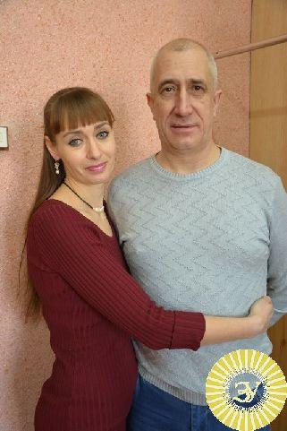 Актеры Драматического театра ВВО Эльвира и Сергей Денежкины