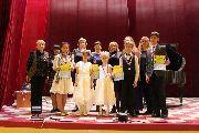 Воспитанники Детской школы искусств УГО вернулись с наградами с «Дальневосточной жемчужины»