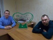 Денис Романов и Роман Ермаченко