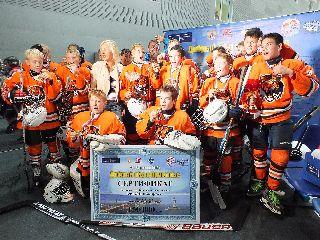 На льду Фетисов Арены завершился международный турнир «Добрый лед»