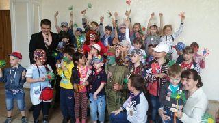 Мобил#эко#квест «Стражи земли» состоялся в Уссурийске
