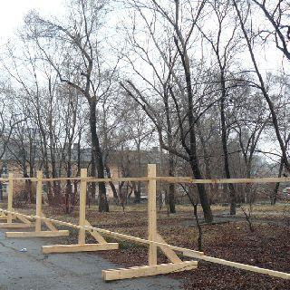 «Не допустим гибели деревьев!» - говорят защитники зеленой зоны по улице Тимирязева в Уссурийске