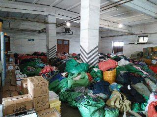 Более 17 тонн товаров народного потребления  задержали уссурийские таможенники