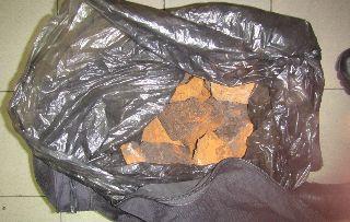 Уссурийская таможня пресекла незаконный вывоз более 20 тонн березового гриба (чаги)
