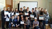 Конкурс «Где логика?» прошел в Уссурийске