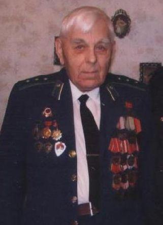 Алексей Дмитриевич Безнощенко