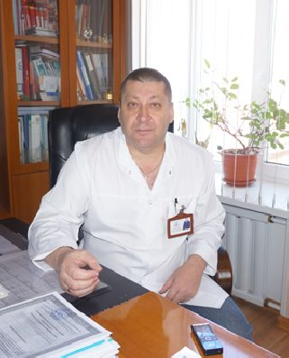 Виктор Иванович Ширковец