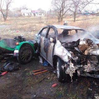 В Уссурийске полицейский стал виновником гибели мотоциклиста