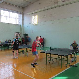 Теннисисты сразились в Уссурийске