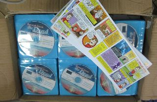 5800 религиозных комиксов и 900 дисков пытался переместить гражданин США через  пост Уссурийской таможни