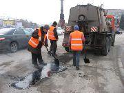 Около 60 млн рублей потрачено на ремонт уссурийских дорог