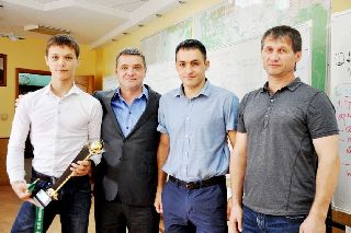 Уссуриец Станислав Петров завоевал победу на Первенстве мира по кикбоксингу в Ирландии