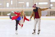 Катание на коньках на Ледовой арене