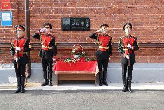 14 октября  в Уссурийском суворовском военном училище состоится «День открытых дверей»