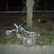 Трое мотоциклистов пострадали в Приморье за сутки