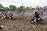 На новой трассе состоялся второй этап открытого Чемпионата Приморского края по мотокроссу