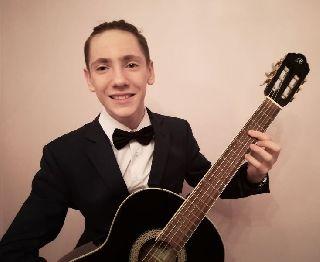 Воспитанник уссурийской школы искусств стал Лауреатом 1 степени в VIII Международном телевизионном конкурсе «Музыка и дети»