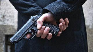 Неизвестные на иномарке открыли стрельбу по прохожим в Москве