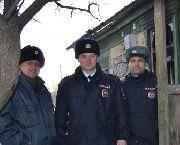 Полицейские Уссурийска представлены к наградам за смелость