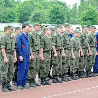 Сотрудники силовых структур округа приняли участие в соревнованиях