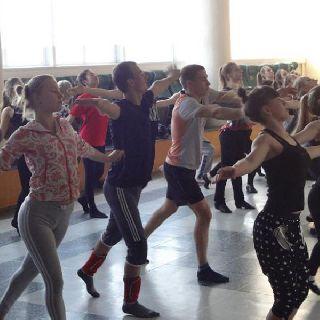 Современная хореография по Санкт-Петербургски