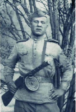 Судьба солдата (70-летию Победы посвящается…)(2 фотографии)