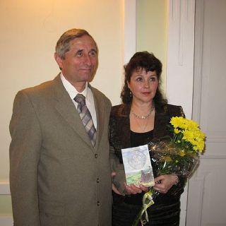 Встреча с известными писателями и путешественниками Александром и Верой Измайловыми прошла в Уссурийске