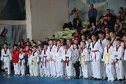 Открытый чемпионат и первенство Уссурийского городского округа по тхэквондо ВТФ состоялись в Уссурийске
