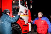Глава МЧС России проверил безопасность экологического автомобильного тоннеля в Приморье