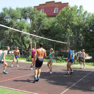 Турнир волейболистов – любителей