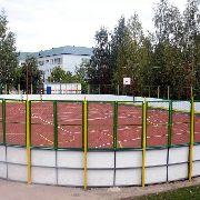 Две универсальные спортивные площадки появятся в Уссурийске