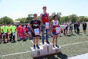 Уссурийские спортсмены приняли участие в международных соревнованиях по лёгкой атлетике