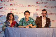 В Уссурийске состоялась пресс-конференция, на которой представили молодого известного режиссера Никиту Бетехтина
