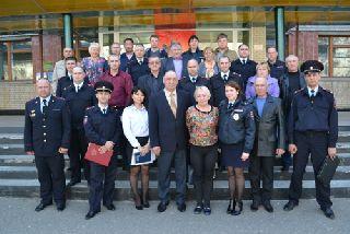 В Уссурийске прошел обучающий семинар с участием полицейских и командиров народных дружин