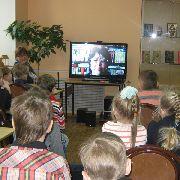 В Уссурийске прошла онлайн-конференция с детским писателем