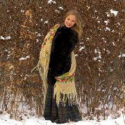 Новая участница конкурса «Мисс Зима - 2014»