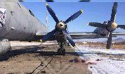 Военный погиб под винтами самолёта в Приморье